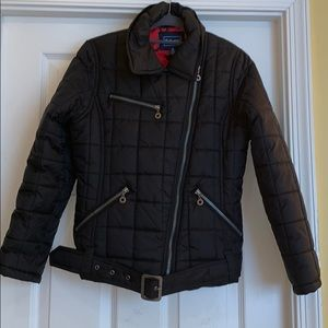 Girl's Rothschild Black puffer jacket SZ 16